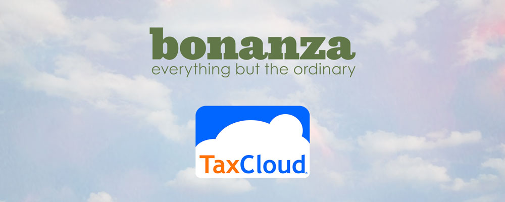 TaxCloud and Bonanza Partner to Provide Sales Tax Compliance to Bonanza Sellers